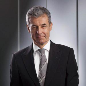 Stojan Petrič, direktor medijske hiše Delo