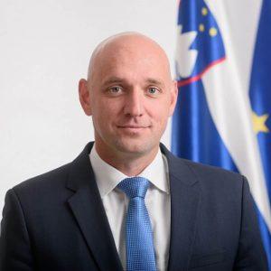 Simon Zajc, državni sekretar na Ministrstvu za gospodarski razvoj in tehnologijo