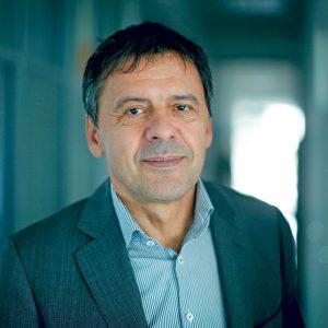 Aleksander Temeljotov, direktor podjetja Metronik